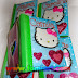 Libretas Decoradas: Hello Kitty