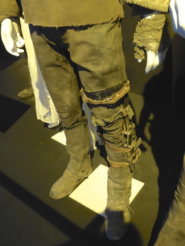 Mad Max Fury Road Max Rockatansky leg brace