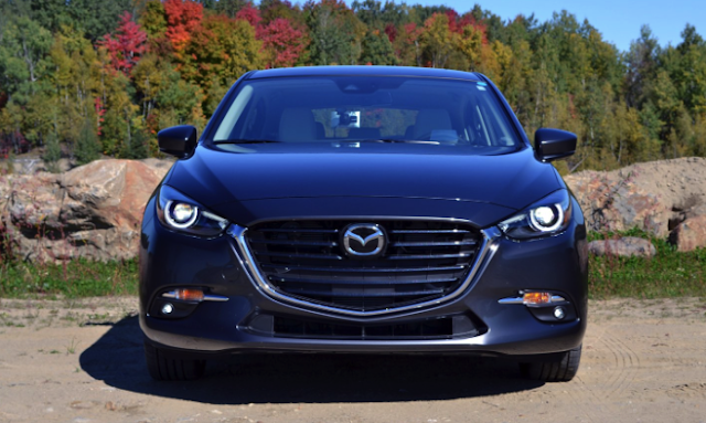 2017 Mazda 3 2.5L Manual Hatchback Review