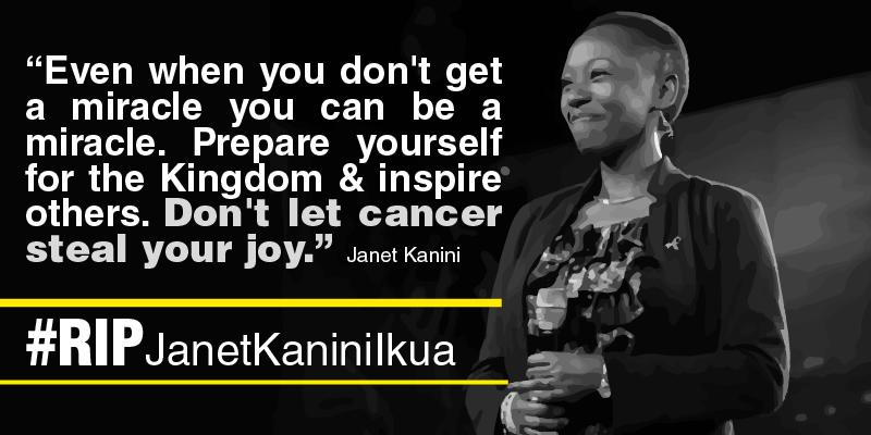 Janet Kanini Ikua Dead