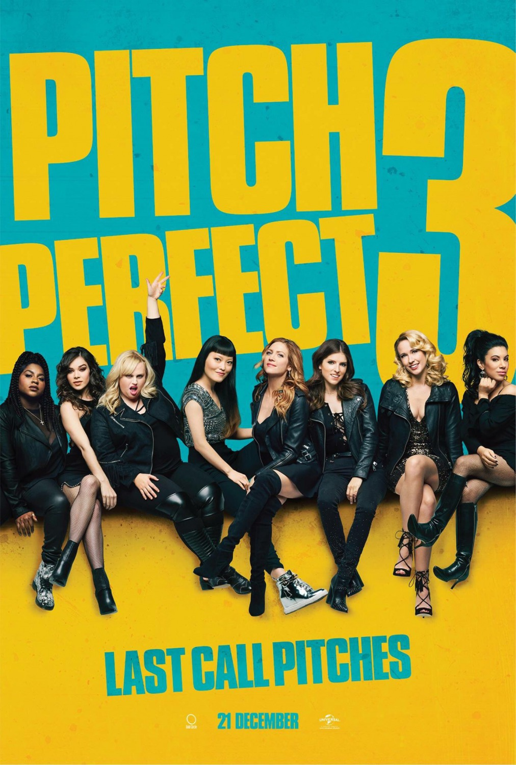 Fred Said: MOVIES: Review of PITCH PERFECT 3: Finding Fun