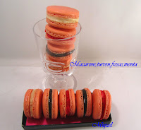 Macarons con merengue Italiano y ideas de rellenos