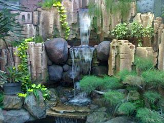 Jasa Pembuatan Dekorasi Tebing Surabaya