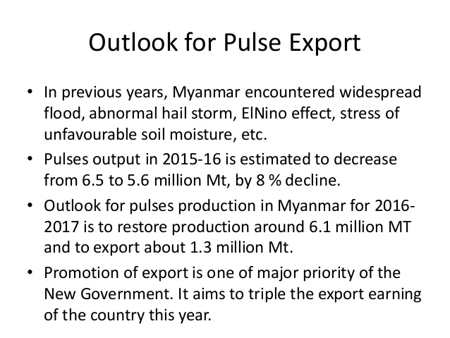 Did You Know?: Pluses Trade from Myanmar!