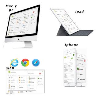 ERP Sig Pyme es un potente software de gestion de empresas para Mac . multiusuario y muy facil de utilizar
