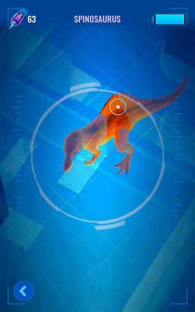 Jurassic World game