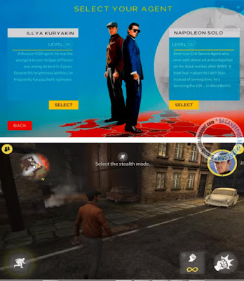 Mission: Berlin The Man From U.N.C.L.E Android Mod Terbaru