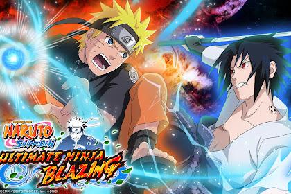 Naruto Ultimate Ninja Blazing v2.19.1 Mod Apk