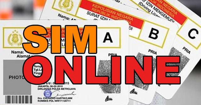 Mau Perpanjang SIM? Online Saja! Begini Langkah-langkahnya