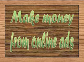 make money with online advertising