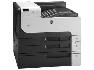 HP LaserJet Enterprise 700 Printer M712xh driver download Windows