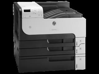 Download HP LaserJet M712xh drivers