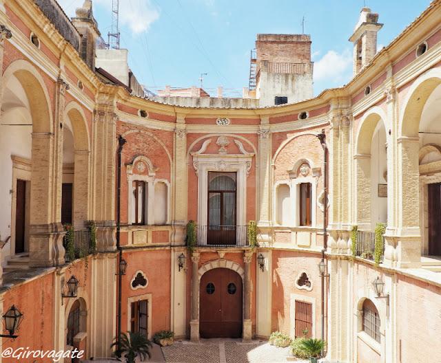 palazzo vescovile lucera
