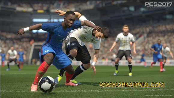 Download Pro Evolution Soccer 2017 PC Game Full Version 2017