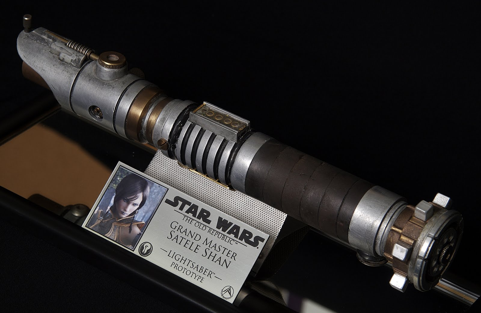 Ro Lightsabers Grand Master Satele Shan I Lightsaber