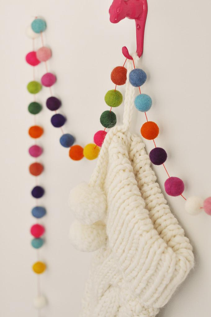 christmas garland diy - photo #13