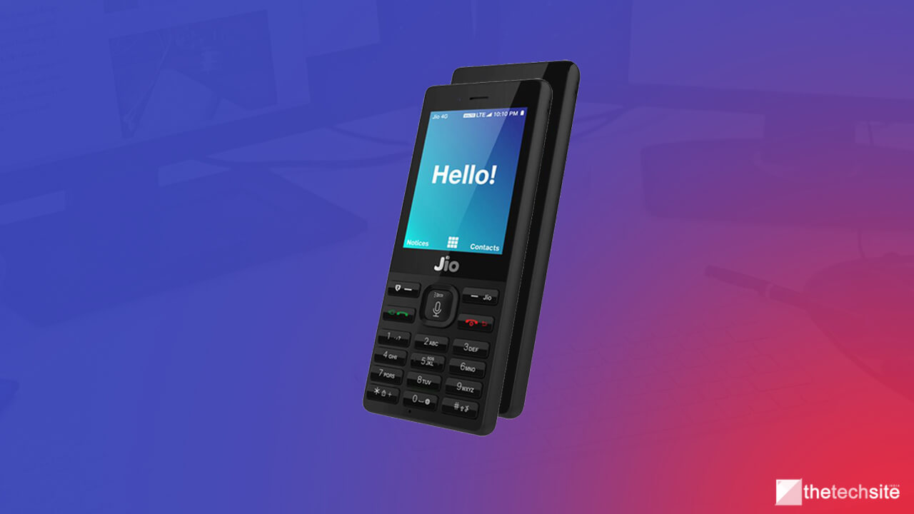 Reliance JioPhone Launched on July 21st 2017