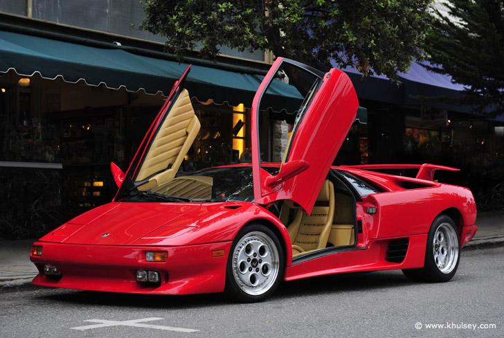 El Diablo Lamborghini Car Sport