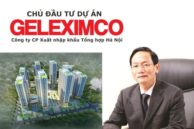 Chủ đầu tư dự án chung cư An Bình City Geleximco