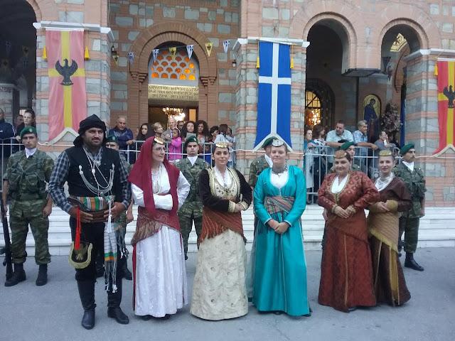 Κορυφώνονται αύριο οι εορταστικές εκδηλώσεις στην Παναγία Σουμελά στο Βέρμιο