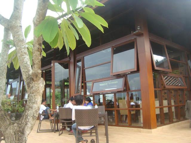 Abhayagiri Restaurant Sumberwatu Heritage Resort
