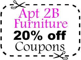 20% off Apt2B.com Promo Code, Apt2B Discount Coupon, Apt2B Cashback, Apt2B Voucher
