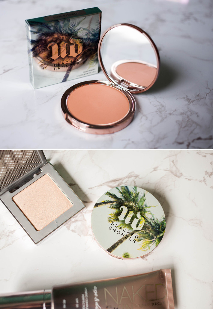 Beauty: Urban Decay Beached Bronzer review