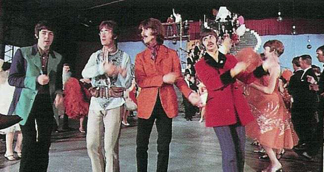 『Magical Mystery Tour』放送50周年記念「Your Mother Should Know」ベースタブ譜
