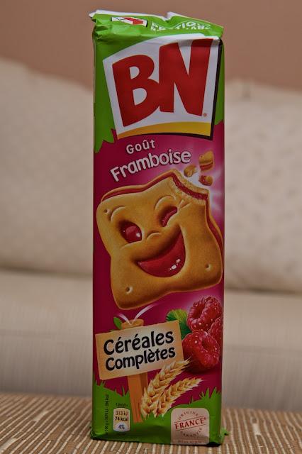 BN - Framboise - Biscuit BN Framboise