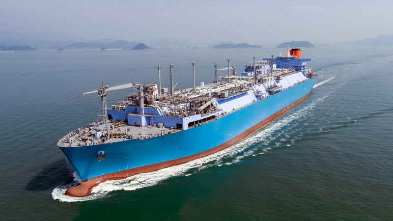 Εν πλω προς Τουρκία το μεγαλύτερο σκάφος στον κόσμο για LNG