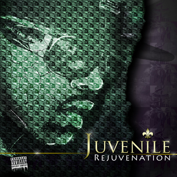 Juvenile - Rejuvenation  Cover