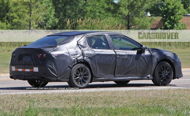 2018 Toyota Camry Speed: Normalness in The New Generation