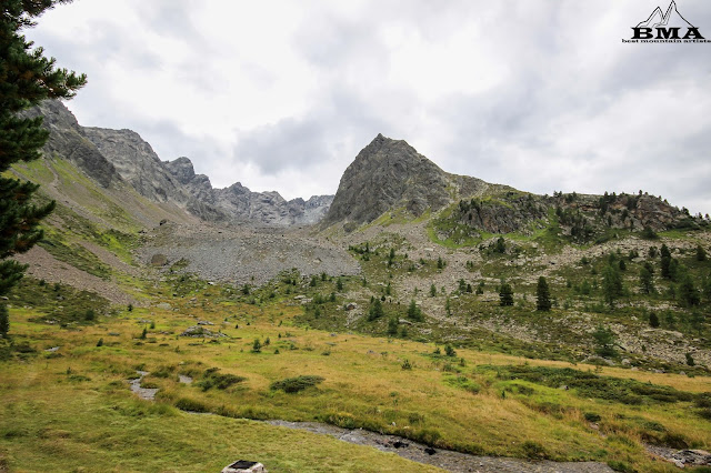 bergtour zum berglisee und zur larainalpe mathon ischgl wandern galtür