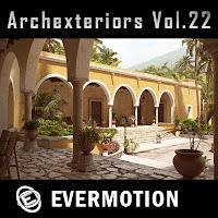 Evermotion Archexteriors vol.22室外3D模型第22季下載