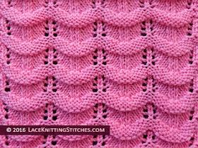 Lace Chart #15