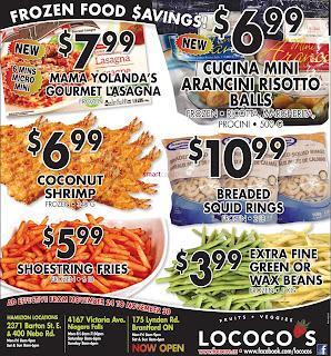 Lococo's Weekly Flyer November 24 - 30, 2017