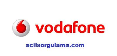 Vodafone Numara Sorgulama