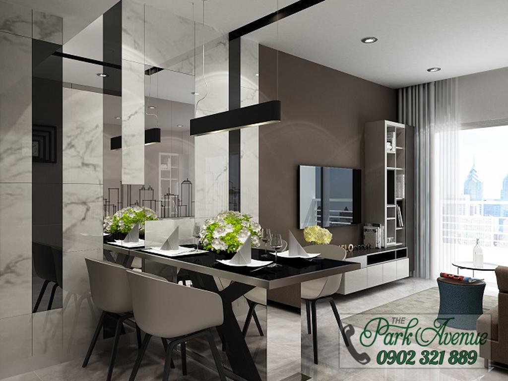 Chủ đâu tư mở bán 60 căn hộ The Park Avenue hot nhất mặt tiền đường 3/2