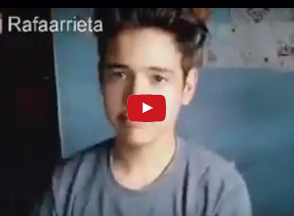 Impactante y conmovedor mensaje de un Niño Venezolano a Maduro