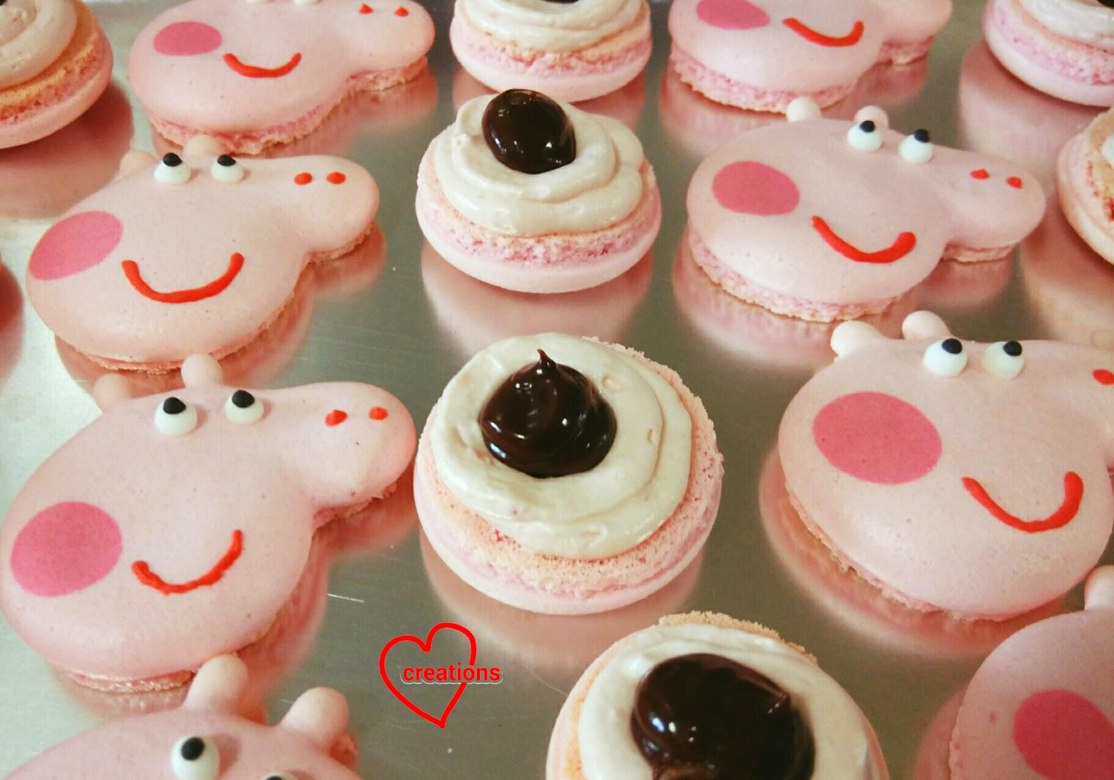 recipe macaron cake raspberry