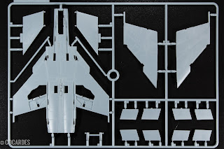 F-4J Phantom II Zoukei Mura Pièces - Parts 9/9