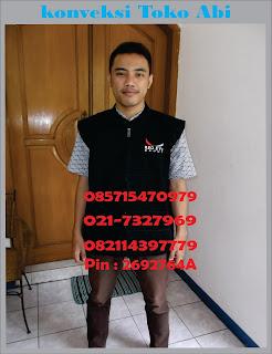 Konveksi Pembuatan Rompi di Wilayah Tangerang Selatan