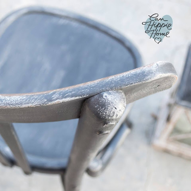 Sillas de madera de colores - Muebles de Can Hippie Home-3