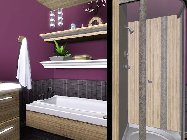 maison décorée sans téléchargement sims 3