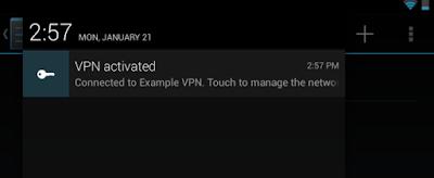 Cara Menggunakan dan Setting VPN di Android tanpa Root_
