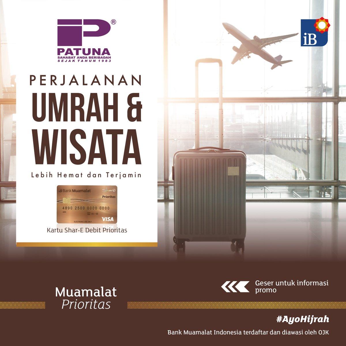 Bank Muamalat - Promo Spesial Hemat s.d 1,5 Juta Untuk Nasabah Muamalat Prioritas