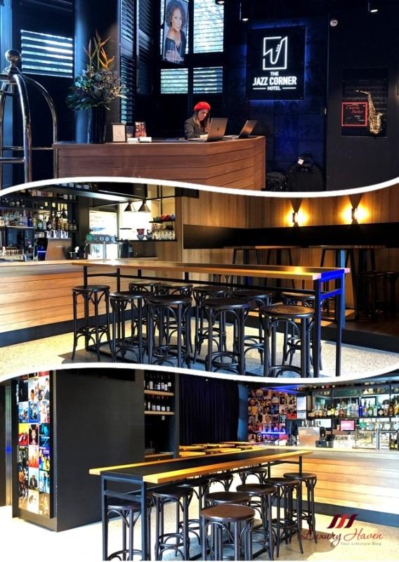 melbourne new boutique apartment jazz corner hotel review