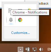 "Enable ""Google Now"" on Chrome Browser For Desktop"