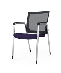 iDesk Oroblanco Side Chair