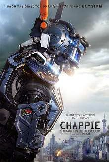 Chappie (2015) English Movie Poster
